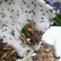 Bò xào lăn: Món nhậu ngon cho chàng