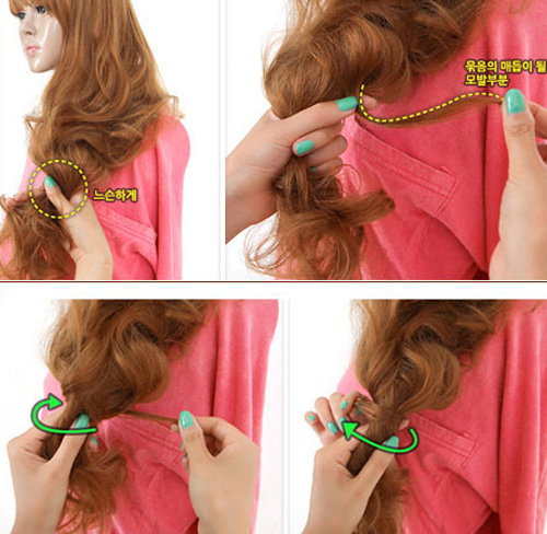 Biến tấu cho mái tóc xoăn - 5