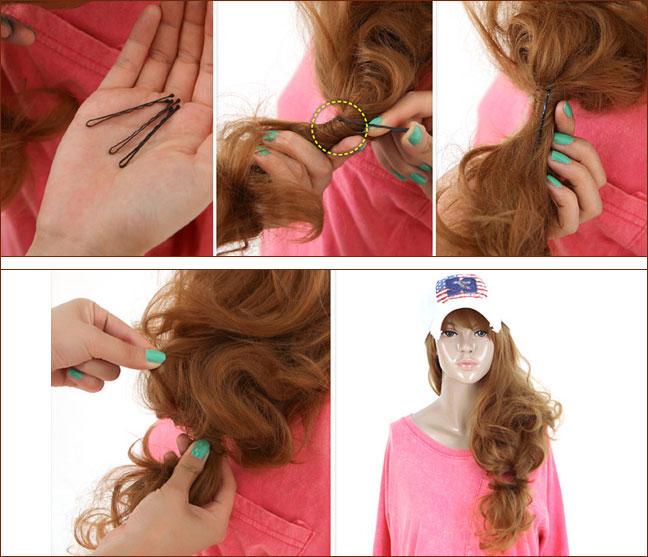 Biến tấu cho mái tóc xoăn - 6