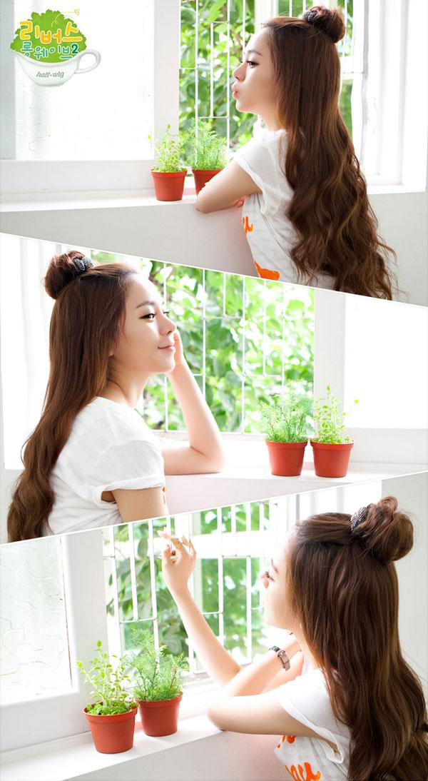 Biến tấu cho mái tóc xoăn - 16