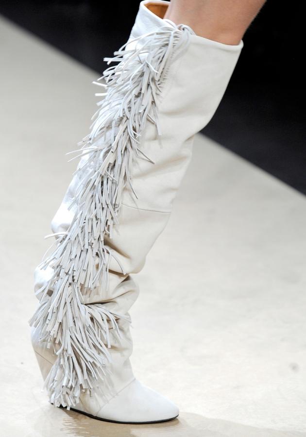 Thu/đông 2011-2012: Giày bốt có gì mới? - 4