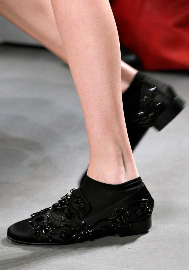 Thu/đông 2011-2012: Giày bốt có gì mới? - 5