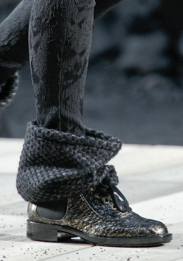 Thu/đông 2011-2012: Giày bốt có gì mới? - 6