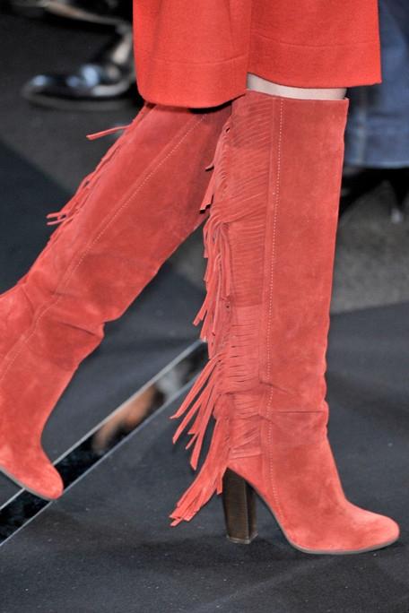Thu/đông 2011-2012: Giày bốt có gì mới? - 9