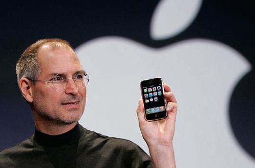 """Cuộc đời và sự nghiệp của """"phù thủy"""" Steve Jobs - 5"""