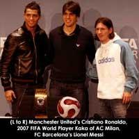 """Ronaldo, Messi và những """"nghệ nhân"""" lừa bóng"""