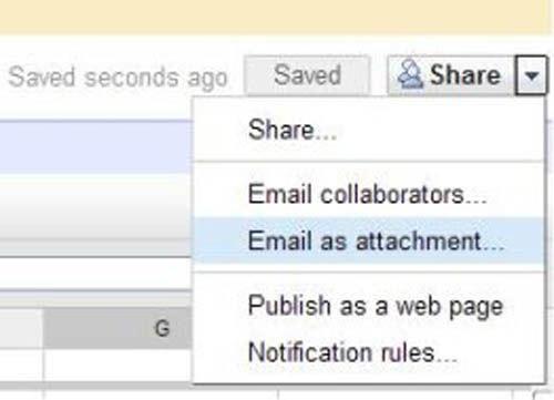 Làm việc theo nhóm cực hiệu quả với Google Docs - 13