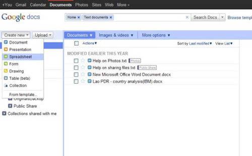 Làm việc theo nhóm cực hiệu quả với Google Docs - 3