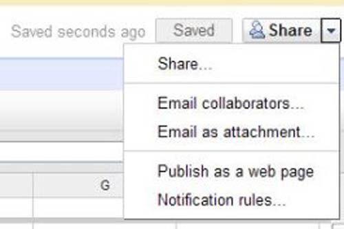 Làm việc theo nhóm cực hiệu quả với Google Docs - 7
