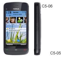 Nokia C5-06 và C5-05 giá mềm xuất hiện