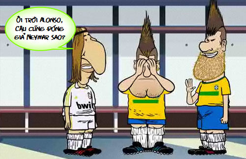 Siêu phẩm video 21: Mourinho thèm Neymar - 3