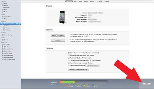 Hướng dẫn chi tiết cách cài đặt iOS 5 - 1
