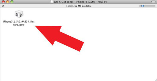 Hướng dẫn chi tiết cách cài đặt iOS 5 - 5