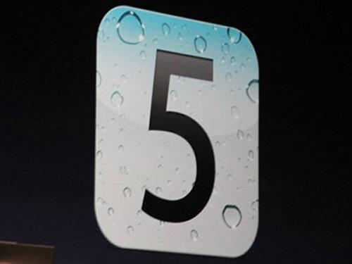 Hướng dẫn chi tiết cách cài đặt iOS 5 - 9