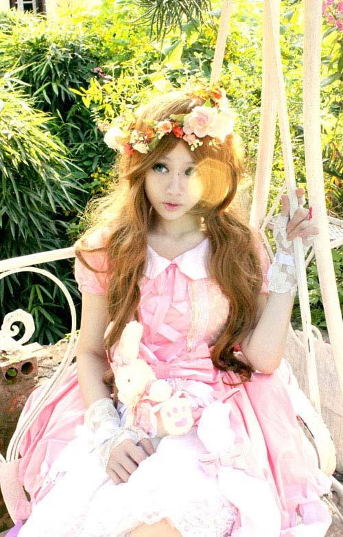 Chibi - công chúa mùa thu - 1