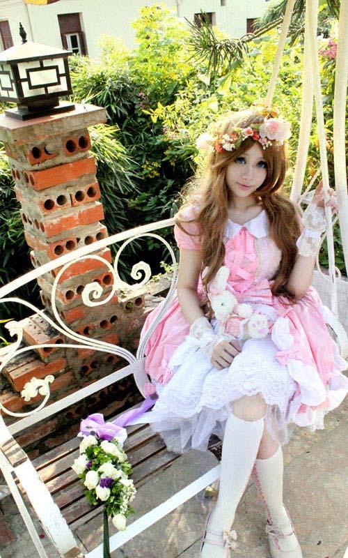 Chibi - công chúa mùa thu - 3