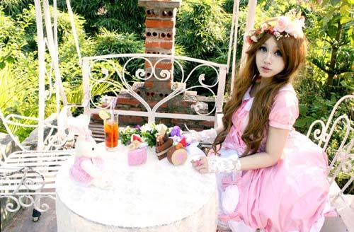 Chibi - công chúa mùa thu - 4