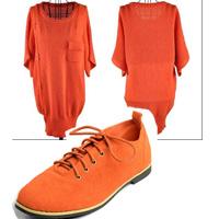 """Nhanh nhạy với """"con lốc"""" màu cam"""