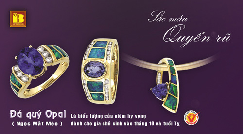 Đá quý Opal - Biểu tượng của sự thành đạt - 1