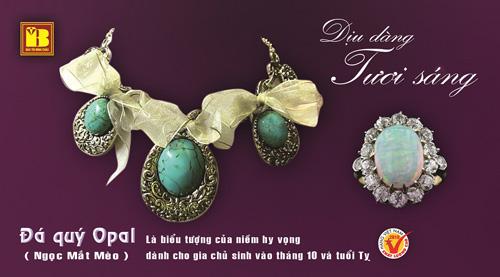 Đá quý Opal - Biểu tượng của sự thành đạt - 4