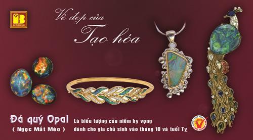 Đá quý Opal - Biểu tượng của sự thành đạt - 5
