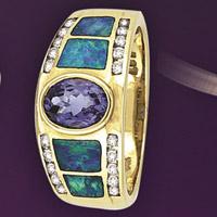 Đá quý Opal - Biểu tượng của sự thành đạt