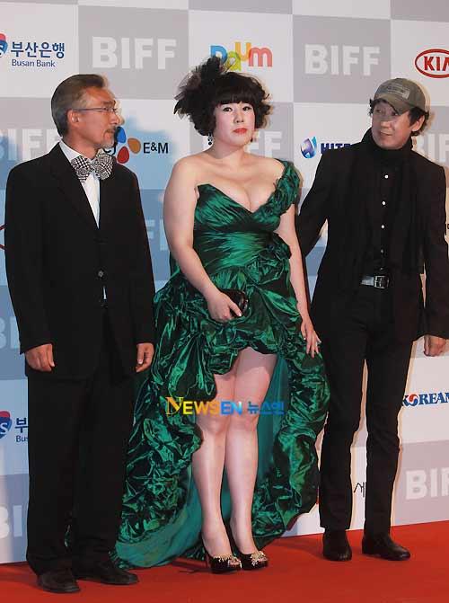 """Những điều """"kỳ lạ"""" ở LHP Busan 2011 - 4"""