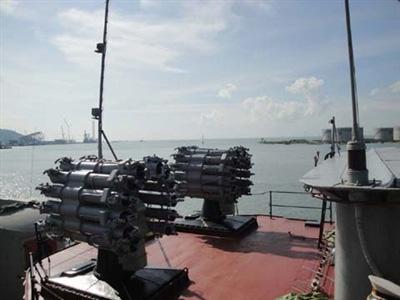 Xem tàu chiến của Hải quân Việt Nam - 2