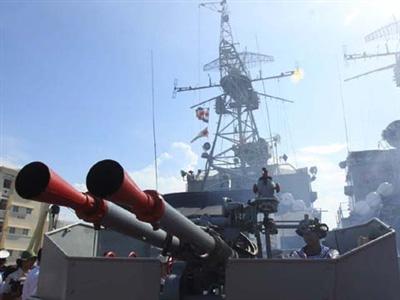 Xem tàu chiến của Hải quân Việt Nam - 3