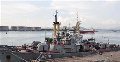 Xem tàu chiến của Hải quân Việt Nam - 1