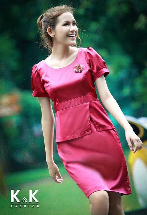 Chọn trang phục công sở Thu đông cho bạn gái - 13
