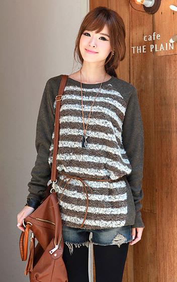 Phối đồ duyên dáng với áo len dáng dài - 3