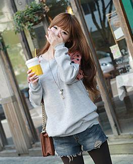 Phối đồ duyên dáng với áo len dáng dài - 8