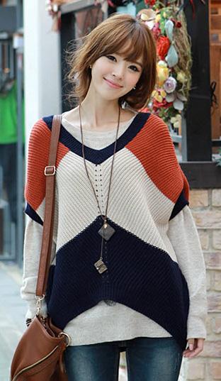 Phối đồ duyên dáng với áo len dáng dài - 17