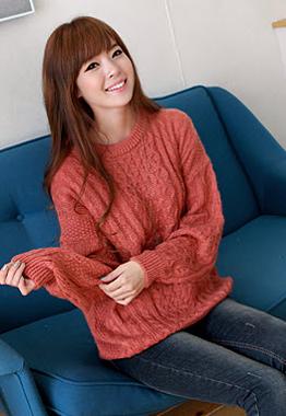 Phối đồ duyên dáng với áo len dáng dài - 16