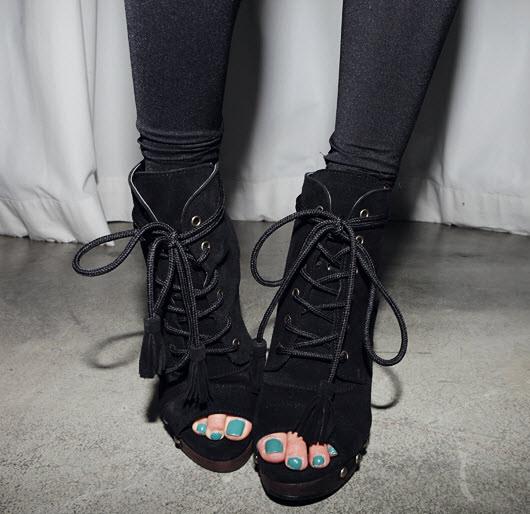 Ankle boot - đôi giày phải có mùa này! - 25