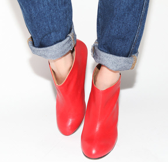 Ankle boot - i giy phi c ma ny!, Thi trang, Ankle boot , thoi trang, giay, giay bit mui, giay dep