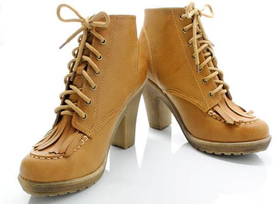 Ankle boot - đôi giày phải có mùa này! - 21