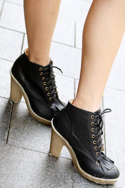 Ankle boot - đôi giày phải có mùa này! - 22