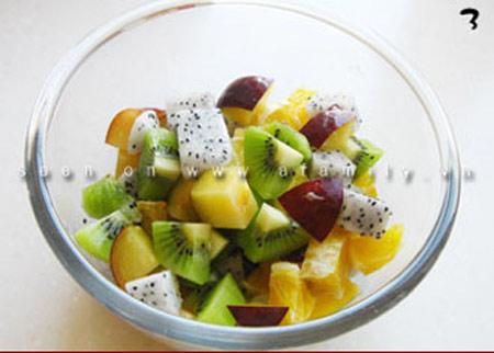 Salad trái cây ngon tuyệt cho chị em - 3