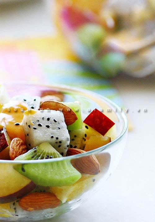 Salad trái cây ngon tuyệt cho chị em - 8