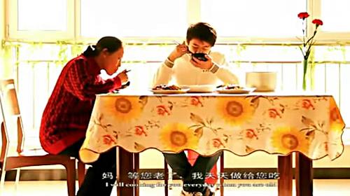 """Video phim: """"Bữa trưa thiên đường"""" - 3"""