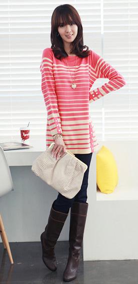 4 kiểu áo len sành điệu cho mùa lạnh - 1