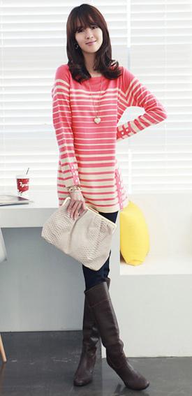 4 kiểu áo len sành điệu cho mùa lạnh - 2