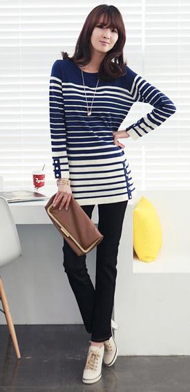 4 kiểu áo len sành điệu cho mùa lạnh - 3
