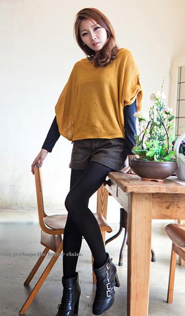 4 kiểu áo len sành điệu cho mùa lạnh - 21