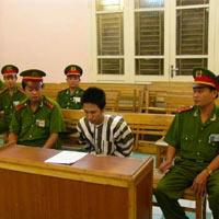 Tử tù ra pháp trường: Không lời trăng trối