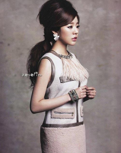 Tae Yeon và Sunny (SNSD) làm chị em sinh đôi - 5