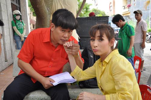 """Phi Nhung dùng dao """"dạy"""" chồng - 3"""