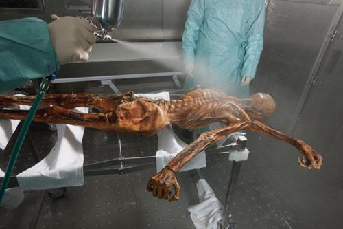 """""""Lời nguyền"""" của xác ướp 5300 năm bí ẩn - 7"""